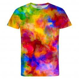 Tričko Bittersweet Paris Color Freak Holi Clouds T-Shirt