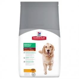 Hill's Canine Adult Perfect Weight Large Breed - výhodné balenie 2 x 12 kg
