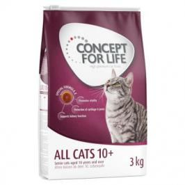 Concept for Life All Cats 10+ - 3 kg