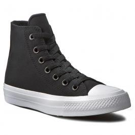 Tramky CONVERSE - Ct II Hi 150143C Black/White/Navy