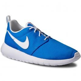 Topánky NIKE - Roshe One (GS) 599728 422 Photo Blue/White/Safety Orange