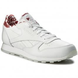 Topánky Reebok - Cl Leather Hearts CM9191 White/Power Red