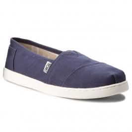 Poltopánky TOMS - Classic 10010532 Navy Canvas